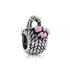 Berloque Prata Cesta: Compre na Rosana Joias & Relógios - Rosana Joias