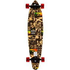 """Sector 9 Revolution Marley 9.12"""" Longboard Cruiser (Have this one already and luv it!)"""
