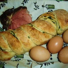Easter, Bread, Cheese, Recipes, Food, Drink, Basket, Rezepte, Essen