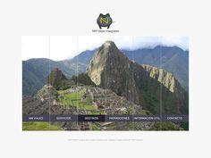 NM Viajes, agencia de viajes - Diseño y Desarrollo: http://integralmedia.com.ar
