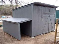 pallet shed playhouse - Google Search