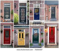 stock-photo-collage-of-typical-dutch-doors-78393487.jpg (450×389)