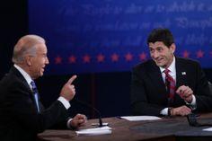 USA 2012: il dibattito tra i vicepresidenti, Biden all'attacco di Ryan ma per i sondaggi è un pareggio