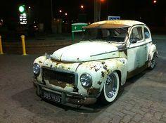 Volvo pv 544 ratty