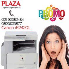 Jual mesin fotocopy Canon iR2420L harga promo garansi resmi info lengkap hubungi 021 92382484