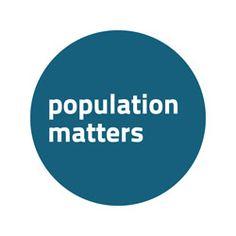 Population Matters Logo