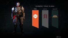 Destiny Year 1 Interface+Visual Design on Behance