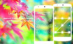 AppLock - Green Leaf- screenshot