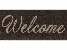 STUDIO 67   Hochwertige Matten und Teppiche online kaufen Welcome brown 9 Mm, Welcome, Decor, Products, Studio, Design, Large Area Rugs, Decoration