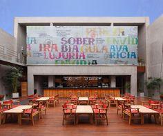 Alternate view: gonzalez moix arquitectura: pescados capitales restaurant