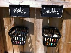 Organizing Outdoor Play
