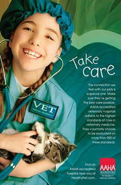 """Not accredited yet? Here, the top 10 reasons to get your veterinary practice into the """"AAHA-accredited"""" category ASAP. American Animals, Vet Clinics, Veterinary Medicine, Community, Pets, Board, Animals And Pets, Sign, Communion"""