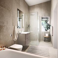 House Colors, Alcove, Bathtub, Bathrooms, Home, Standing Bath, Toilets, Bath Tub, Bathroom