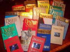 Danielle Steele Books. Read them all