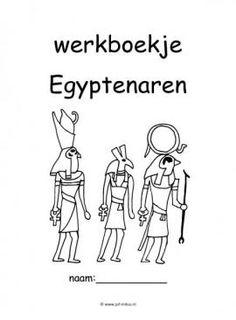 Werkboekje egyptenaren 1