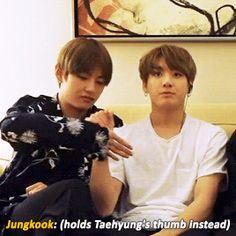 BTS | V and JK