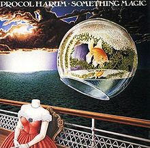 Procol Harum Something Magic 1977 TEN
