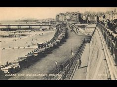 Archive photo of the Palace Pier and Aquarium, Brighton