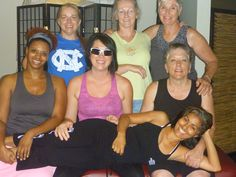 August 2013 Barefoot basics class @ North Pointe Body Therapies