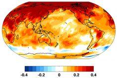 Deep, old water explains why Antarctic Ocean hasn't warmed