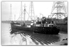 Preston Dock 1950's