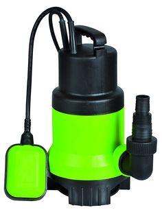 Watss 612010 - Bomba sumergible para aguas limpias (400 W): Amazon.es: Bricolaje y herramientas