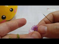 Sizler İçin Yep Yeni Bir İğne Oyası Modeli Tasarımı | 896. Model - YouTube Floral, Flowers, Flower