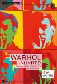 A l'occasion de la première présentation en Europe des Shadows (1978-79) dans leur totalité, le Musée d'Art moderne de la Ville de Paris consacre une exposition exceptionnelle à Andy Warhol (1928-1987).