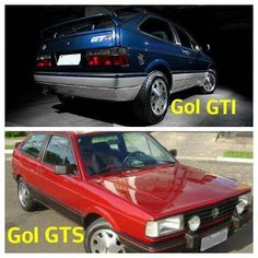Gol GTI & GTS