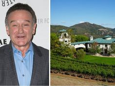 Robin Williams' Napa Valley Estate Is Back on the Market: http://hbm.ag/6014s086