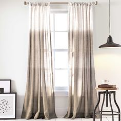 DKNY Urban Ombre Window Curtain Panel