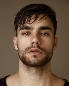 a gay of life: Photo Beautiful Men Faces, Beautiful Boys, Gorgeous Men, Male Model Face, Male Face, Gay Male Models, Scruffy Men, Handsome Guys, Face Men