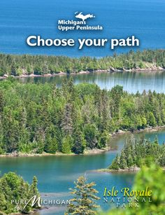 Nice! Interactive Map of the UP, Upper Peninsula Map - UP Travel