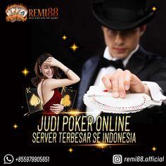 Remi88 sebagai Bandar Poker Online, kini menyediakan beberapa permainan poker online mobile Uang Asli seperti Poker, Capsa Susun, Domino QQ, Ceme, Ceme Keliling, Omaha, Dan Super-10, yang bisa kamu mainkan dengan melakukan deposit poker online pulsa terlebih dahulu.  Selain itu, Agen Poker Remi88 Juga Menyediakan Aplikasi Poker Online Android, dengan melakukan Download poker online Mobile di salah satu perangkat smartphone yang kamu gunakan. Poker, Movies, Movie Posters, Films, Film Poster, Cinema, Movie, Film, Movie Quotes