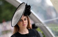 Princess Beatrice of York during day three of Royal Ascot at Ascot Racecourse. (Photo by Steve Parsons/PA Images via Getty Images) Princess Beatrice Wedding, Princess Eugenie, Princess Anne, Princess Margaret, Princess Charlotte, Prince Michael Of Kent, Prince Andrew, Prince William, Duchess Of York