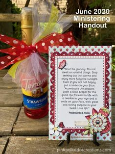 June 2020 Ministering Handout - Pink Polka Dot Creations Christmas Books, Christmas Crafts, Flannel Quilts, Plaid Flannel, Activity Day Girls, Half Square Triangle Quilts, Happy July, Soft Sugar Cookies, Diy Cleaning Products