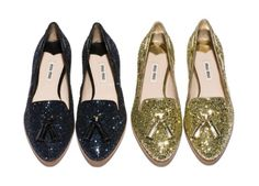 #MiuMiu | New #Shoe Collection