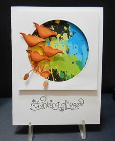 F4A175 Big Circle by jandjccc - Cards and Paper Crafts at Splitcoaststampers