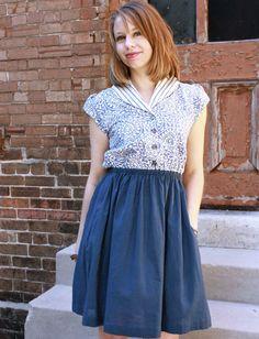 Sophie's Vintage Dress
