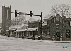 The Sweetest Corner on Main Street in Franklin TN.
