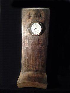 Stave Clock
