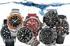 7 Best Dive Watches - Gear Patrol