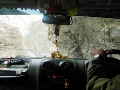 Unforgettable road trip- Drass #tripoto #Car #Nature #travel