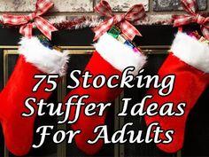 The Money-Saving Garden: 75+ Cheap Stocking Stuffer Ideas: Adults
