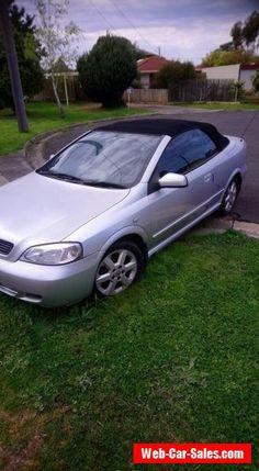 holden astra 2002 convertible #holden #astra #forsale #australia
