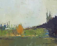 Land in Autumn 16x20 o/c.  Stephen Dinsmore