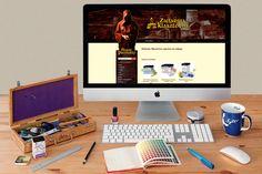 Przygotowaliśmy sklep internetowy w wyjątkowej szacie graficznej User Experience, Monitor