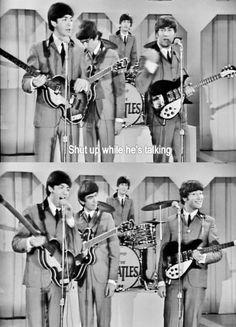 John's face will always be priceless :)