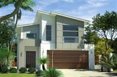 Image result for narrow block 2 story project homes sydney | HOMES ...