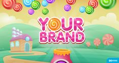 Take aim, shoot and match groups of bubbles to clear the puzzle. Emoji Games, Bubbles, Puzzle, Neon Signs, Marketing, News, Check, Casual, Puzzles